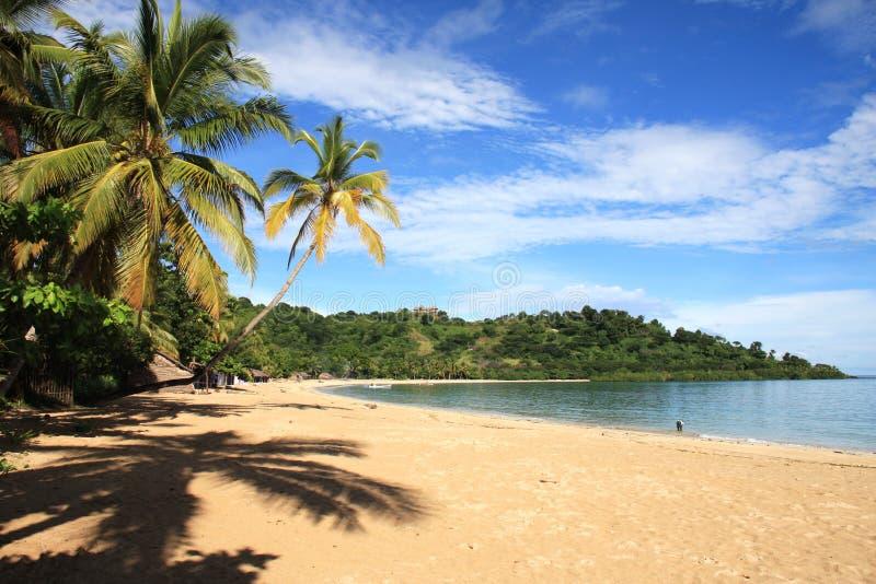 Entrometido sea playa foto de archivo libre de regalías