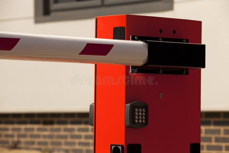 Download Entry barrier stock image. Image of barrier, alarm, keypad - 25831277