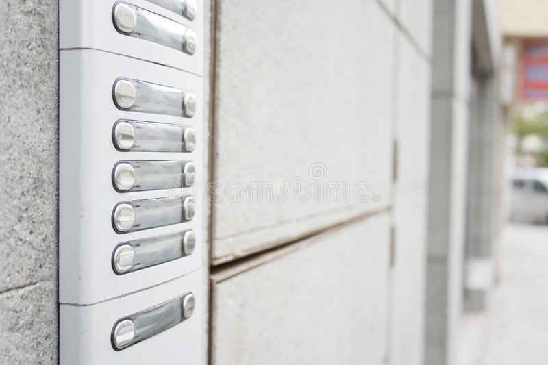 Download Entry phone stock photo. Image of buzzer, house, horizontal - 7844704