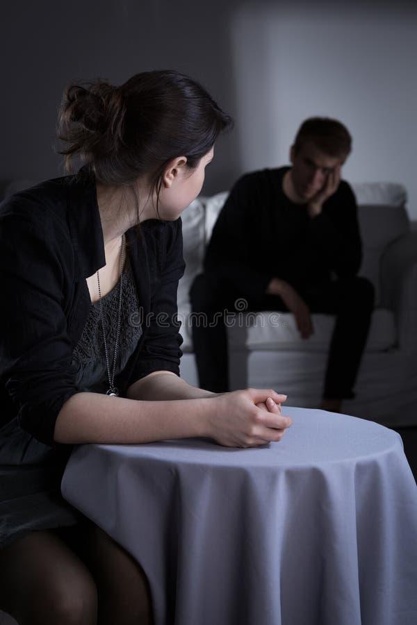 Entscheidung zur Scheidung