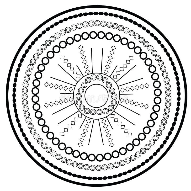 Niedlich Kunsttherapie Malvorlagen Mandala Bilder - Druckbare ...