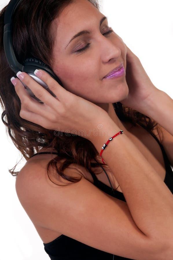 Entspannende Musik lizenzfreies stockbild