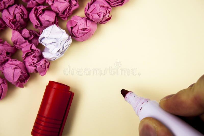 Entwerfen Sie Planschablone der leeren Schablone des Gesch?fts unbedeutende grafische f?r die Werbung stockfotografie
