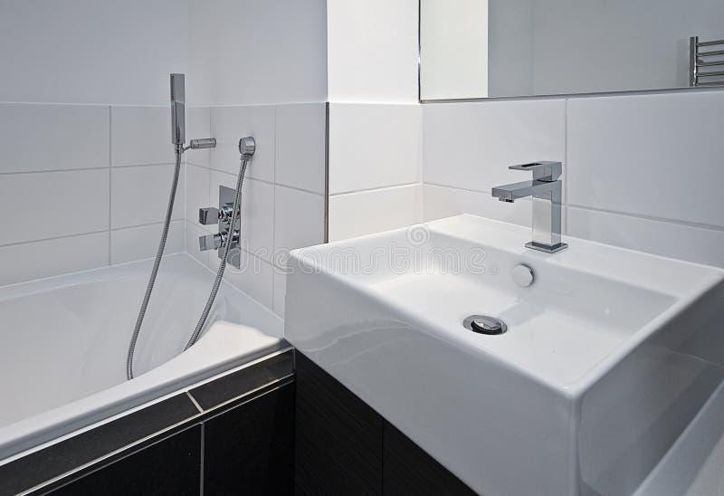 Entwerferbadezimmergeräte stockfotografie