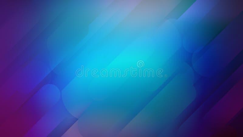 Entwurfs-Formgraphik des Hintergrundes abstrakte, dynamische Landung vektor abbildung