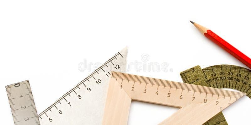 Entwurfswerkzeuge stockbilder