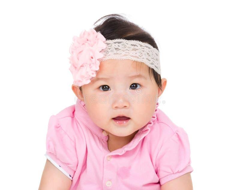 Entzückendes Baby lizenzfreie stockbilder
