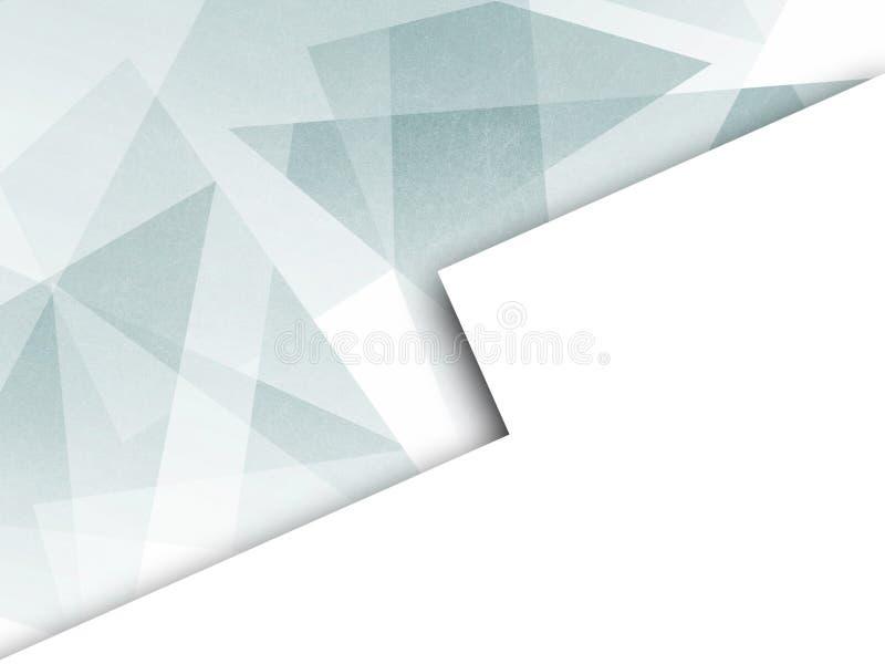 entziehen Sie Hintergrund Polygongrün und -karte geometrisch lizenzfreies stockfoto