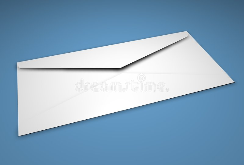 Envelop vector illustratie