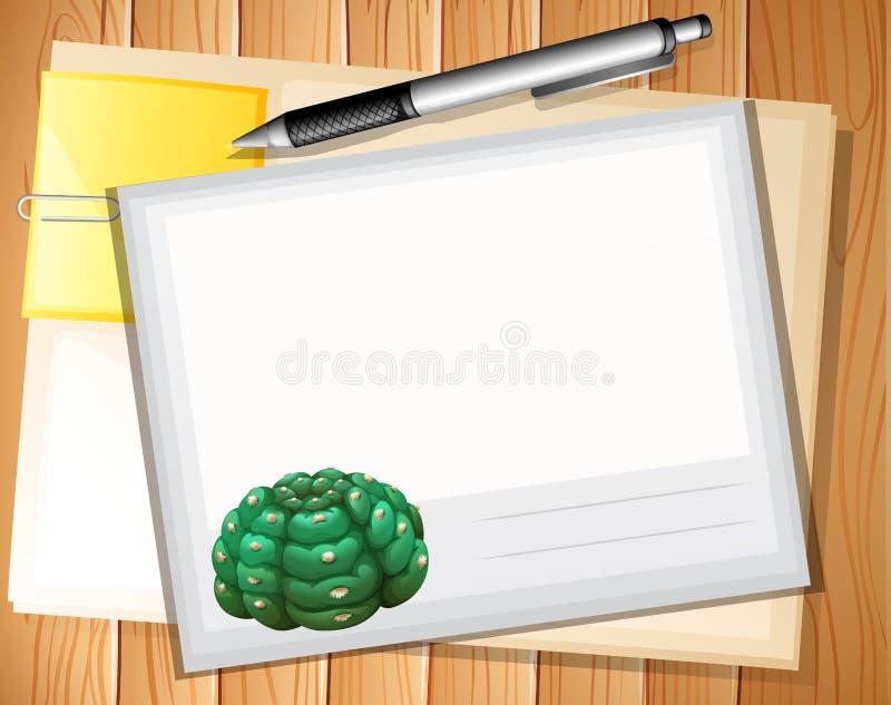 envelop ilustração royalty free