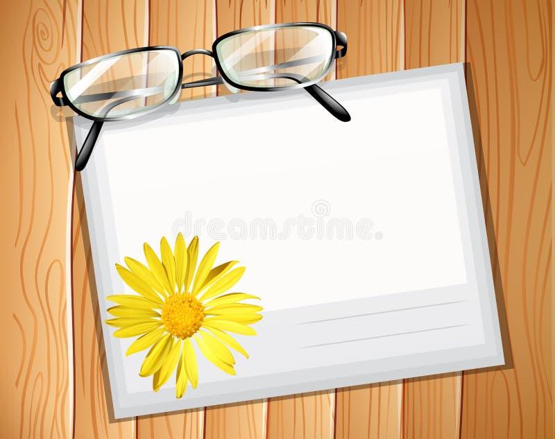 envelop ilustração stock