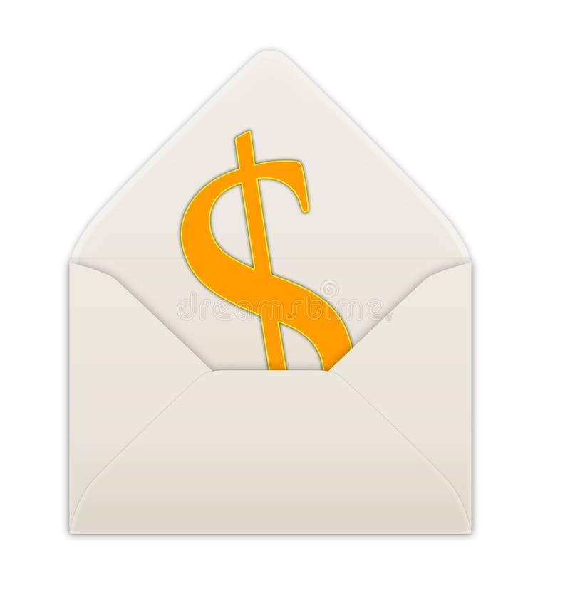 Envelope royalty free stock photo