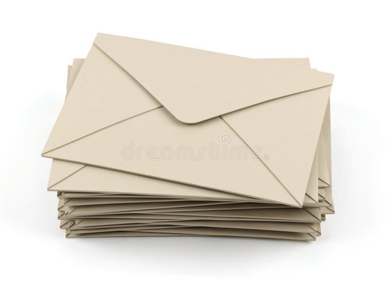 Envelope. vector illustration