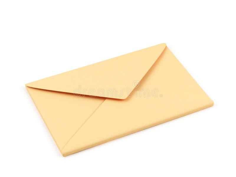 Envelope. stock photography
