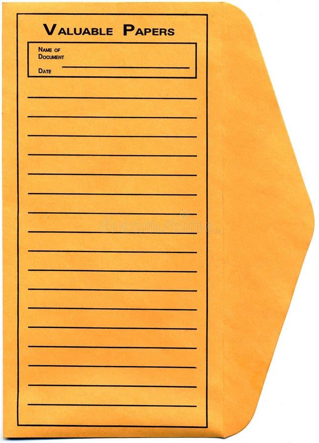 Download Envelope Stock Photo - Image: 1762040