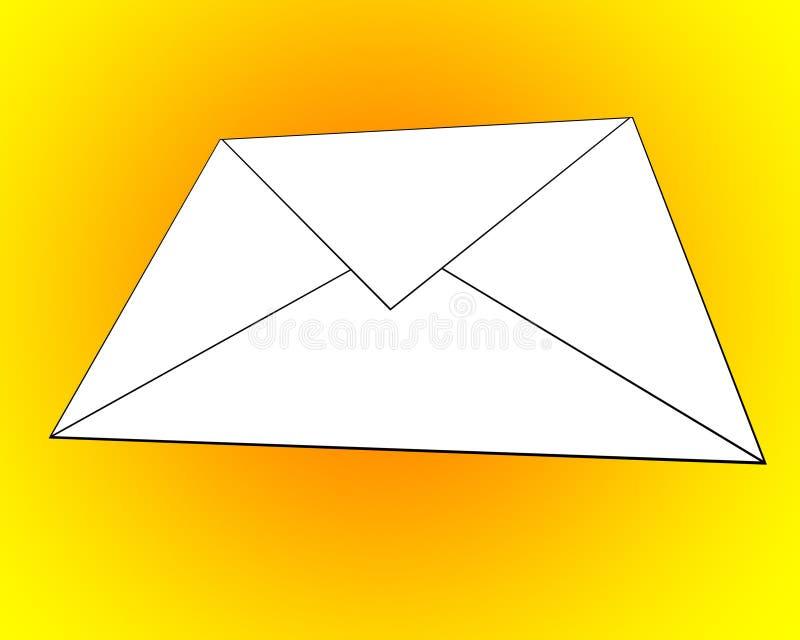 Download Envelope stock illustration. Image of letter, communication - 6445875