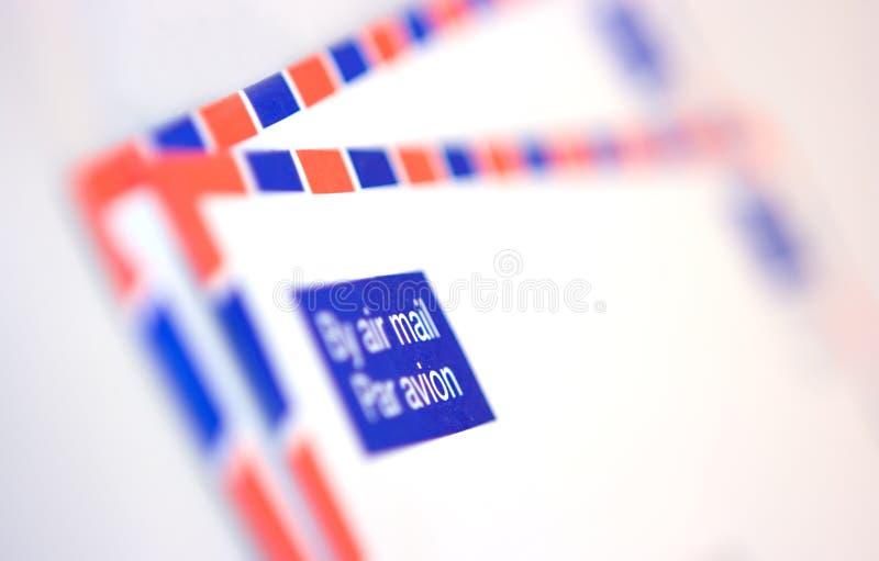 Envelope imagens de stock