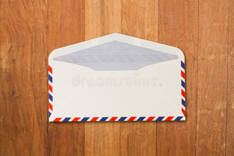 Download Envelope by air mail stock image. Image of email, stamp - 39512315