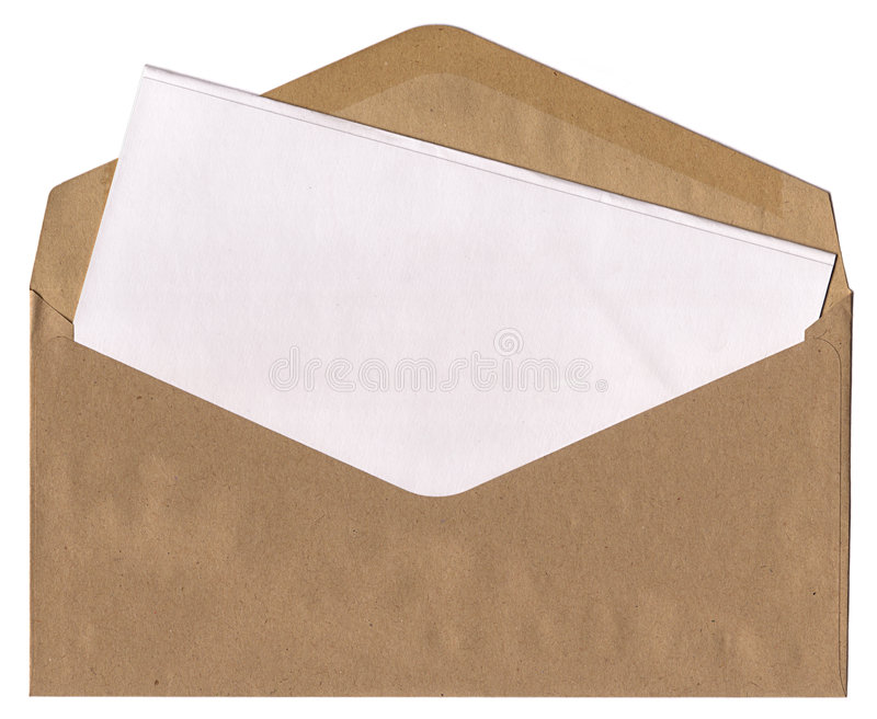 Download Envelope _ Blank Letter Royalty Free Stock Images - Image: 7290949