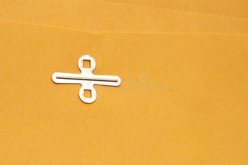 Download Envelope clasp stock photo. Image of flap, gummed, manilla - 450996
