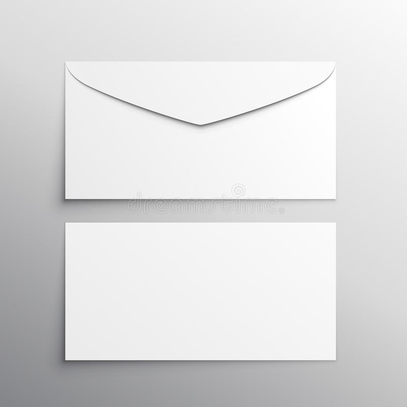 Blank Envelope Template from thumbs.dreamstime.com