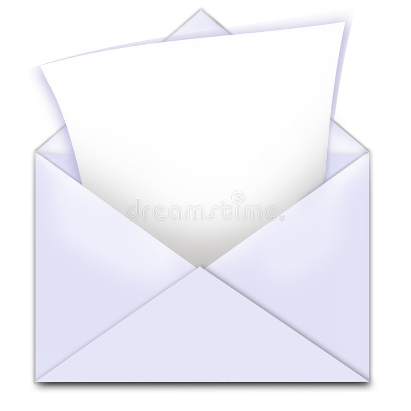 Download Envelope Letter Copy Space Stock Photography - Image: 4884712
