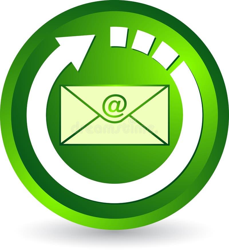 Download Envelope logo stock illustration. Illustration of artistic - 20410565