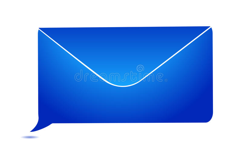 Download Envelope Message Bubble Royalty Free Stock Photo - Image: 22614945