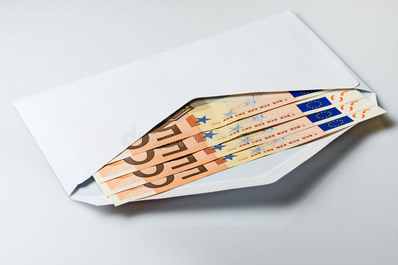 Download Envelope with Money stock photo. Image of orange, rate - 30745094