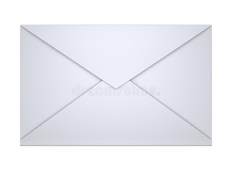 Envelope selado ilustração royalty free