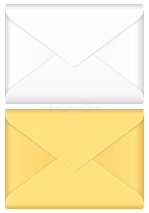 Download Envelope Set Royalty Free Stock Images - Image: 27972469