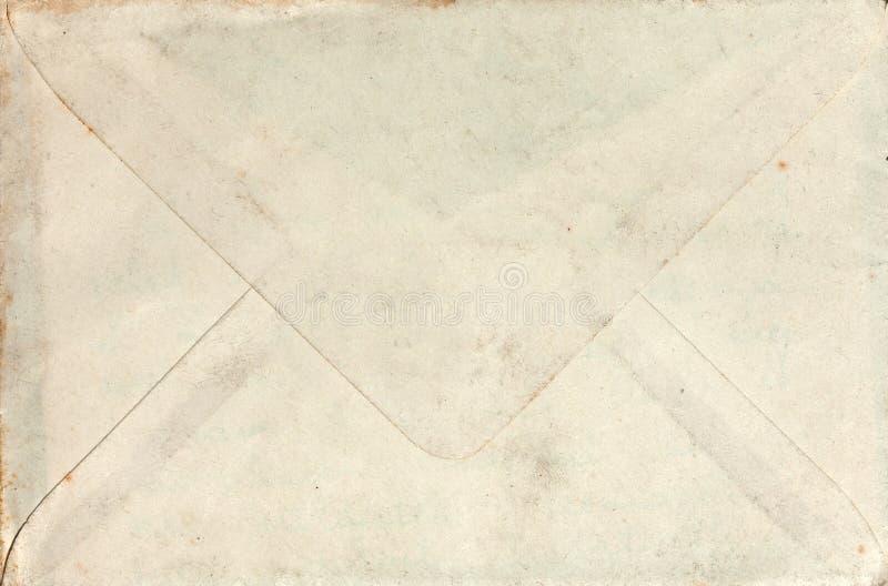 Envelope Velho Imagem de Stock