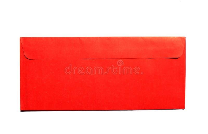 Download Envelope vermelho foto de stock. Imagem de clipping, projeto - 16869340
