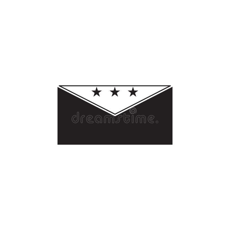 Envelope Vote Icon Election Element Icon Premium Quality Graphic
