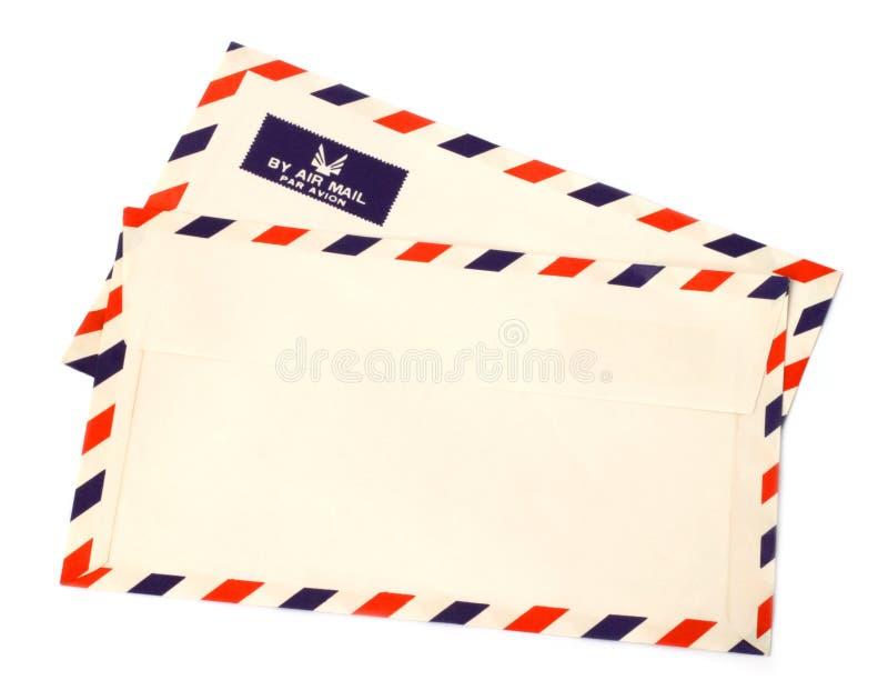 Envelopes fotografia de stock royalty free