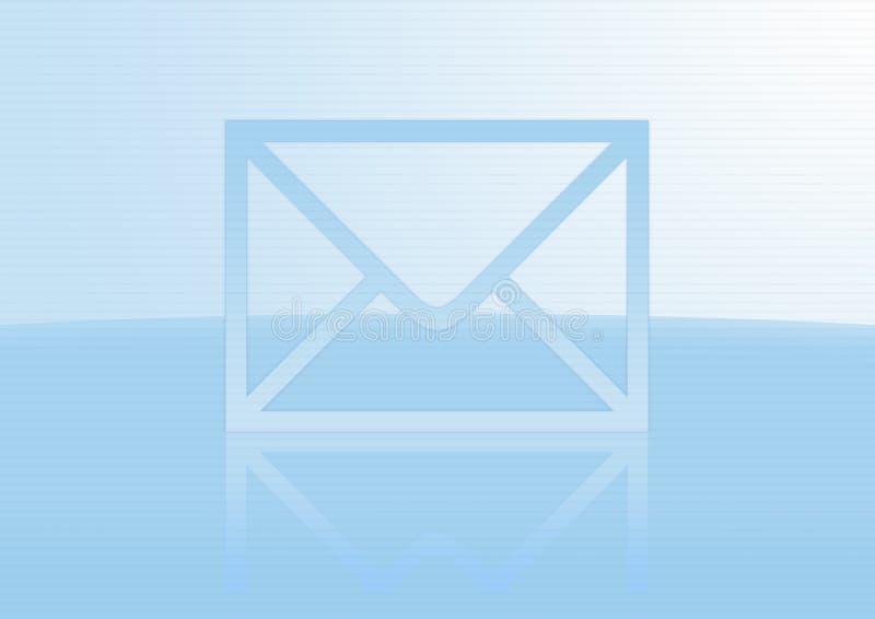 Enveloppe illustration de vecteur