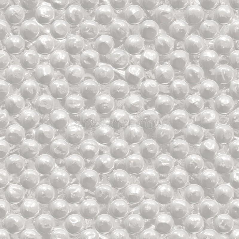 Enveloppe de bulle (texture sans couture) photo stock