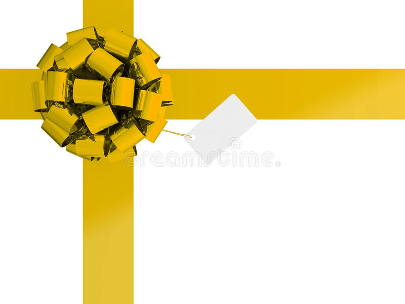enveloppe de cadeau 3d photographie stock libre de droits