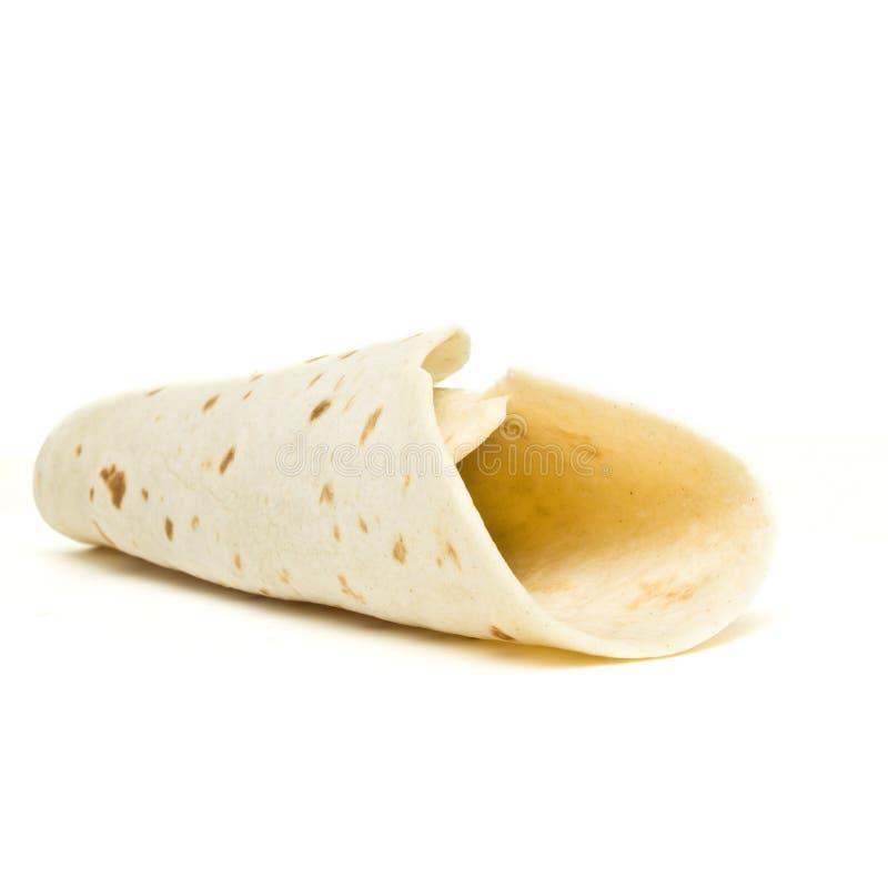 Enveloppe de tortilla photographie stock libre de droits
