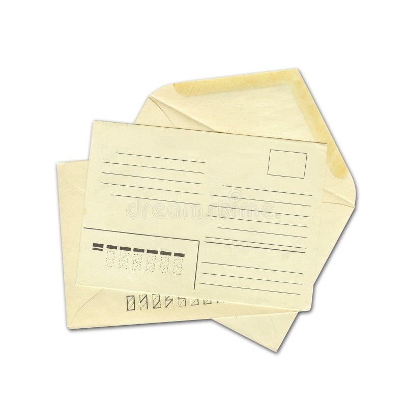 Enveloppen royalty-vrije stock afbeeldingen