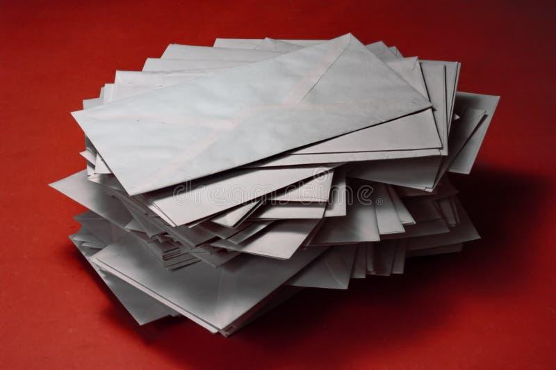 Enveloppen stock afbeeldingen