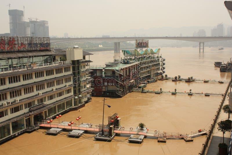 Envie o hotel em Chongqing, China fotos de stock