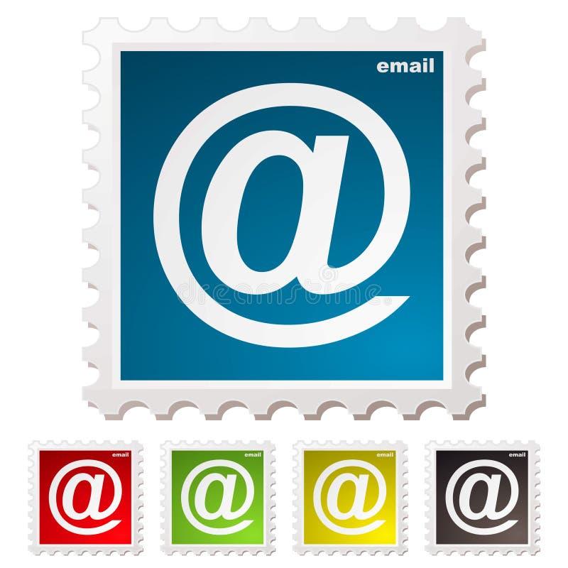 Envie por correio electrónico o selo