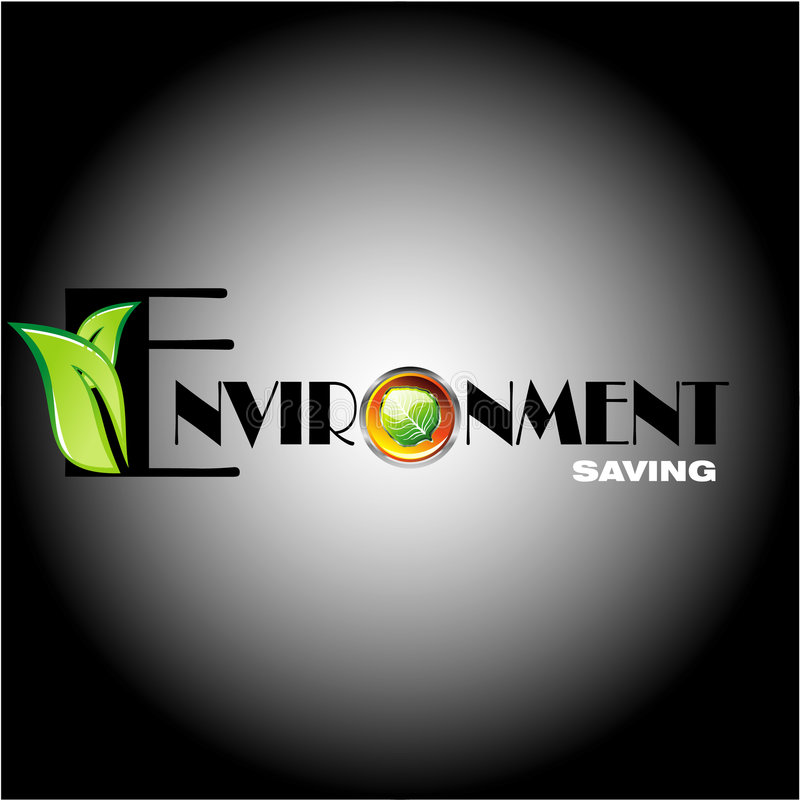 Enviromnent saving Card stock photography