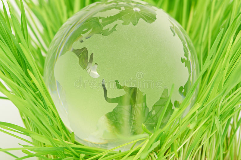 Download Environment concept stock photo. Image of glass, globe - 25983172