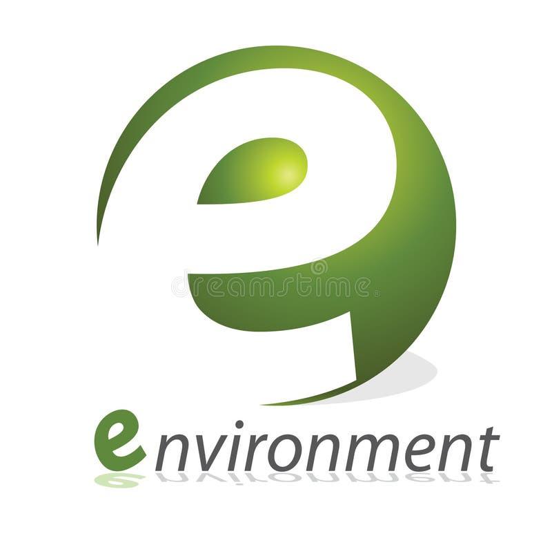 Environment Logo Stock Image
