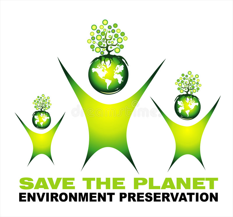 Environment Saving background stock photography