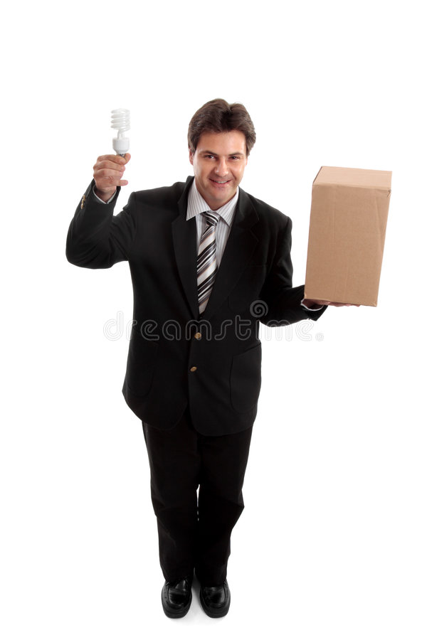 Download Environment - Thinking Outside The Box Stock Image - Image: 4815359