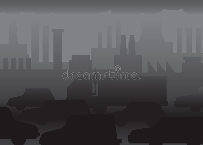 Download Environmental stock vector. Image of gray, contamination - 22374960