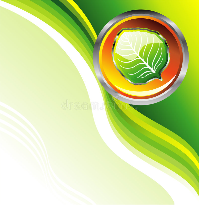 Download Environmental Business Card Stock Vector - Image: 7019602